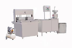 辽宁小型全自動豆腐機厂家多功能豆腐機械多样化k频道