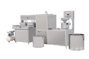 江苏多功能豆腐機器豆腐機k频道厂家豆腐機械占地面积小