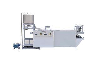 加工生産幹豆腐的設備,小型千張機