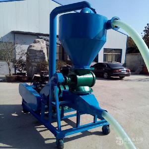 脉冲除尘输送设备提高生产效率 谷糠颗粒长距离自吸式神器xy1