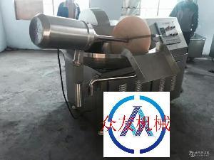优质海鲜斩拌机冻鲜肉斩拌机厂家直供质量保障