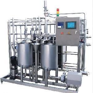 多功能果汁管式杀菌机