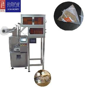 不锈钢全自动三角包袋泡茶包装机 洞庭碧螺春绿茶茶叶包装机