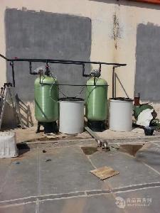 安阳厂家直销3吨浴室用全自动软化水设备双阀双罐大品牌流量型