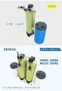 周口供應每小時出水/3噸全自動軟化水設備