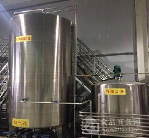醋酸发酵罐选用食品级不锈钢特有的耐蚀性可持久性防锈