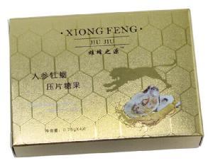 雄蜂之源人参牡蛎片
