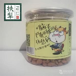 扶犁·瓜子仁 坚果炒货 休闲食品  产品批发   200g罐装