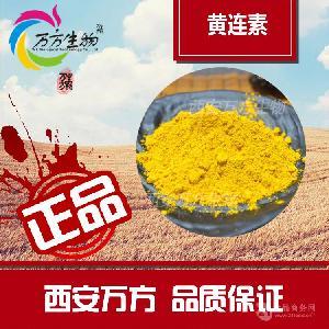 黄连素97%   高含量黄连/黄柏提取物    盐酸小檗碱生产厂家