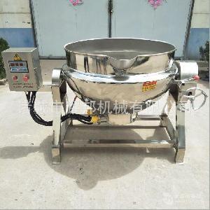 不锈钢大型电加热锅