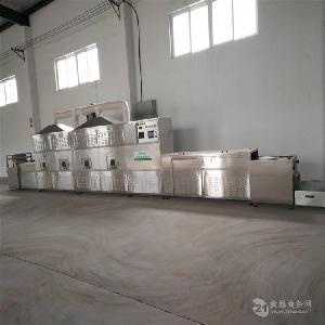 黑豆微波熟化设备黑豆炒货机