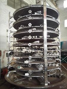 PLG盘式连续干燥机|节能传导盘式干燥器