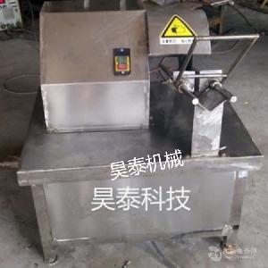 昊泰HT-PBJ 全自动猪蹄羊蹄劈半机 猪蹄切半机价格