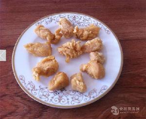 鸡米花滚筒上浆裹粉机设备价格便宜尚品供应