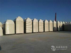 新型农村厕改化粪池