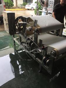 新型生姜带式榨汁机