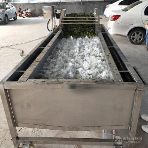 玉米气泡喷淋清洗机