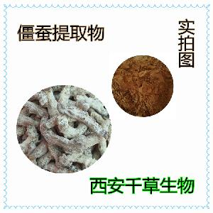 僵蚕提取物 厂家生产水溶性提取物 定做流浸膏 颗粒