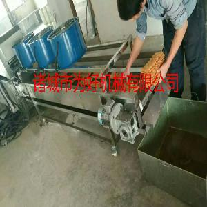 厂家直销油炸食品专用薄脆油炸机