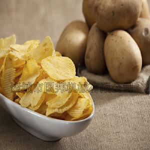 薯片薯条加工设备