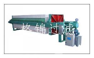 厢式液压自动压紧压滤机