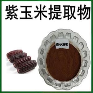 紫玉米提取物10:1 紫玉米粉 紫玉米速溶粉 10kg包邮