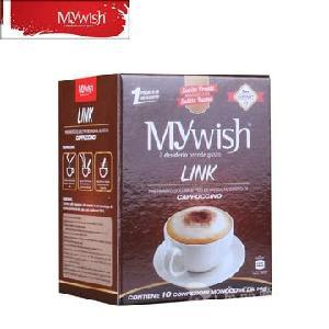 灵克卡布基诺咖啡粉(固体饮料)