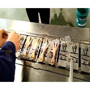 昊泰 HT-QG-30 厂家直销 鸡爪切割机