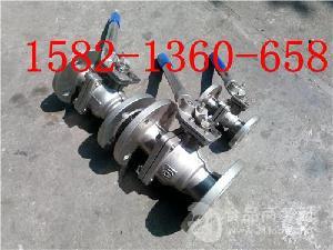 机场油库专用弹簧自动复位/关闭球阀DN15-50
