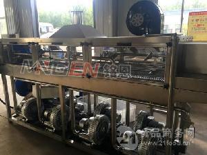 全自動高壓水流瓶裝清洗機罐裝清洗設備