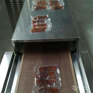 西安圣达微波设备 真空包装食品杀菌设备