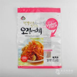 膨化食品包装袋 液体密封袋 真空塑料袋 定制铝膜袋