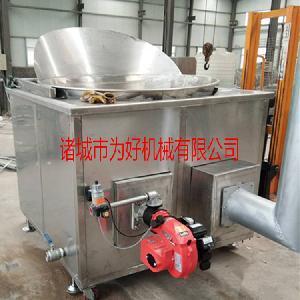 果蔬全自动电加热油炸机