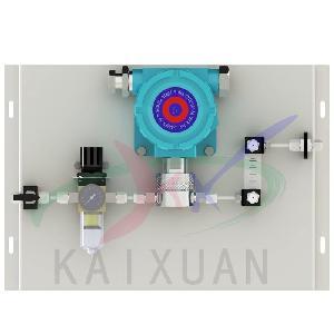 河南凯旋在线式氧中氢分析仪KX-5100SO2