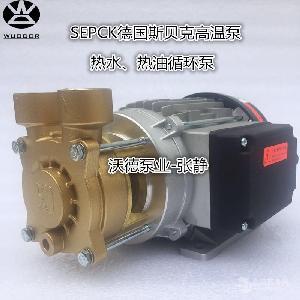 SPECK德国斯贝克高温泵 Y-4081.2013热水泵 进口泵