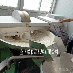千叶豆腐变频斩拌机2019年多少钱一台