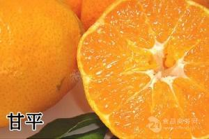 甘平裂果,甘平橘子裂开