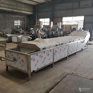 毛豆漂燙機  諸城華寶 優質的漂燙加工設備 可定制