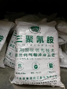 象牌、玉龙三聚氰胺  25公斤/包