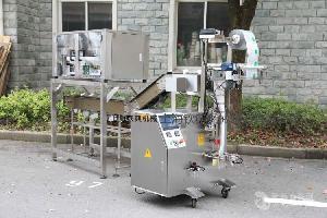 多功能八宝茶包装机、玫瑰茶多物料包装机