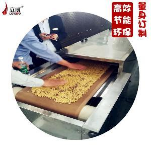 黄豆熟化用什么设备啊 用微波设备吧