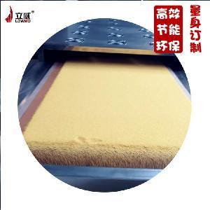 面包糠低温杀菌机售价 面包糠微波杀菌设备厂子