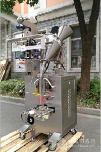 艾草粉末自动计量包装机 维生素A粉背封包装机