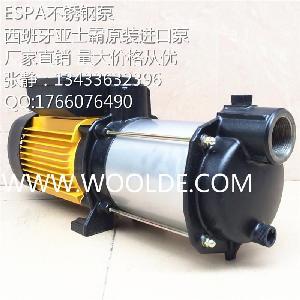 ESPA西班牙原装进口泵 PRISMA35 3N泵 水辽机专用泵