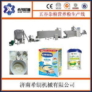 加工嬰兒米粉 營養粉 設備