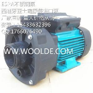 ESPA进口泵WIPER0 50M泵 0.24KW 离心泵