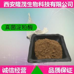 西安隆茂真菌淀粉酶在食品中的应用