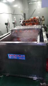 供应涡流蔬菜清洗机高压水流蔬菜清洗厂家直销